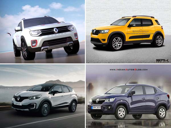 Upcoming Cars In India 2016: Upcoming Renault Cars In India 2016-17