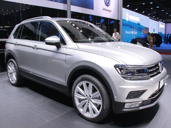 Volkswagen Tiguan SUV India Launch Pushed Back To 2017