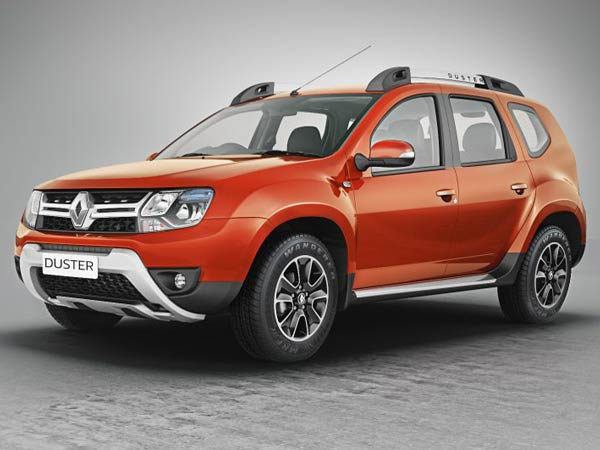 Renault Duster MT