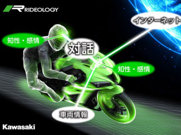 "Kawasaki Is Developing A ""JARVIS"" For Motorcycles"