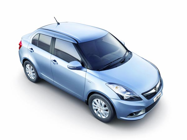 2. Maruti Swift Dzire