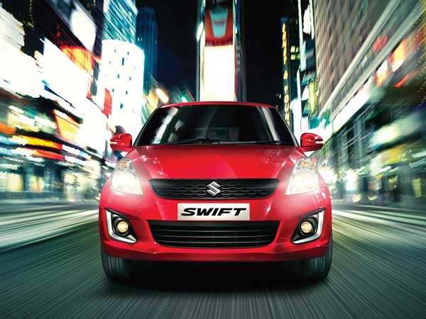 6. Maruti Swift