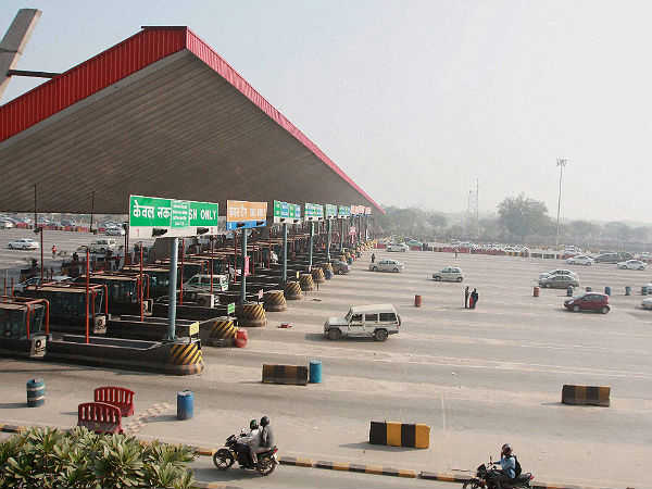 no toll tax for small vehicles in gujarat