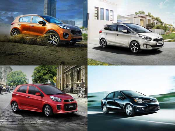 5 Kia Cars That Should Come To India