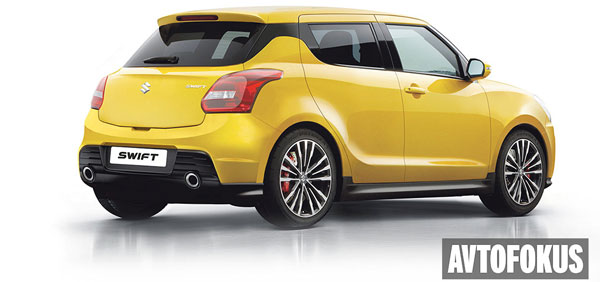 2017 Maruti Suzuki Swift Design Pattern Engine Features