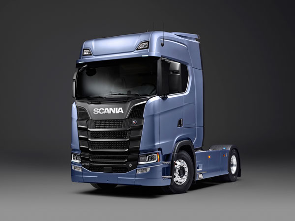Scania Launches New R And S Series Trucks - DriveSpark News