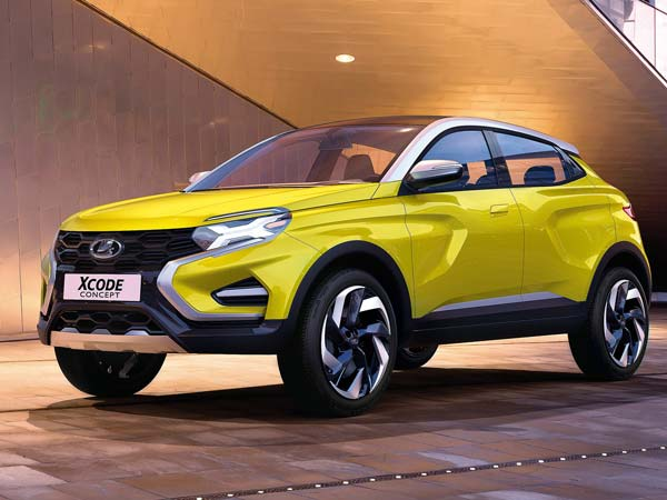 Lada Xcode Showcased At The 2016 Moscow Motor Show Drivespark News