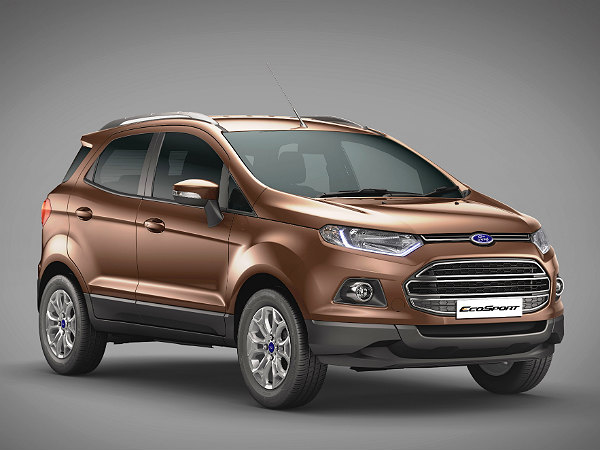 ford ecosport 2.0-litre variant india