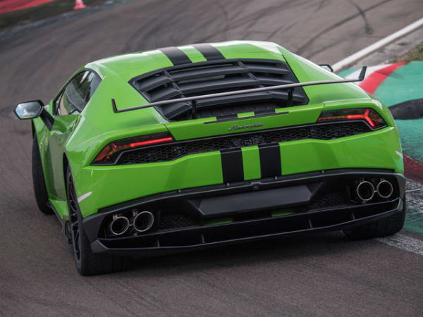 lamborghini offers 3 new aftermarket kits for hurcan