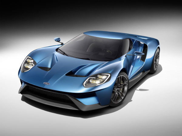 how ford chose the new GT owners