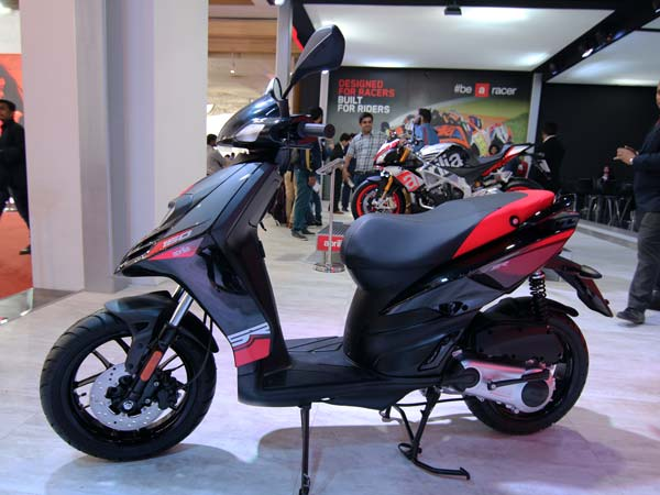 Aprilia Sr 150 Engine And Technical Specifications