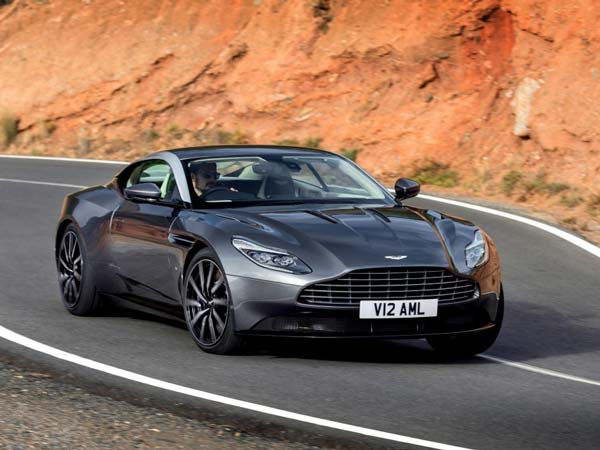 Aston Martin DB11: Five Things To Know