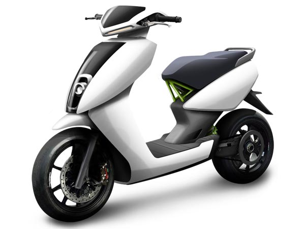 Ather Energy S340 e-Scooter Might Be The Fastest