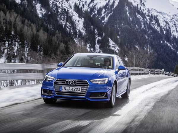 Audi All Set To Launch 2016 A4 Sedan In India On September 8