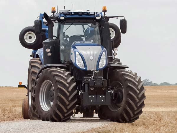 After Autonomous Cars, Here Comes Autonomous Tractors