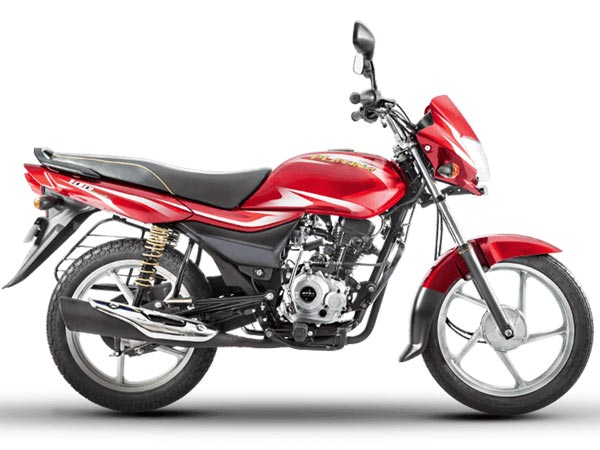 Bajaj Platina Comfortec Launched In India For Rs. 44,554