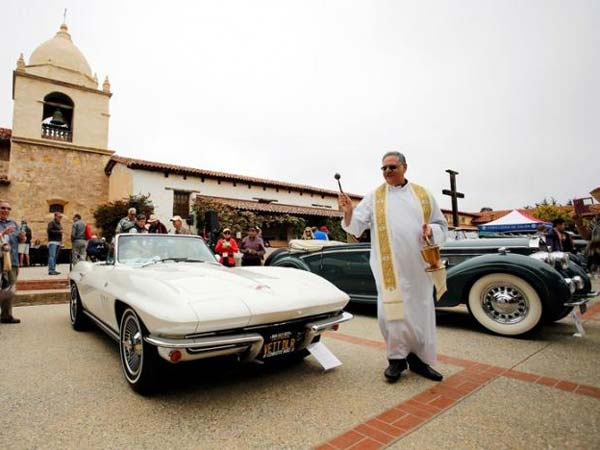 blessing of the automobiles