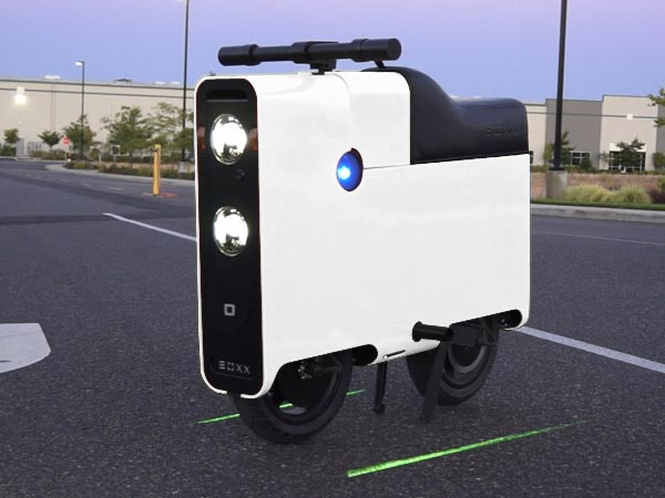 Oddbox electric scooter