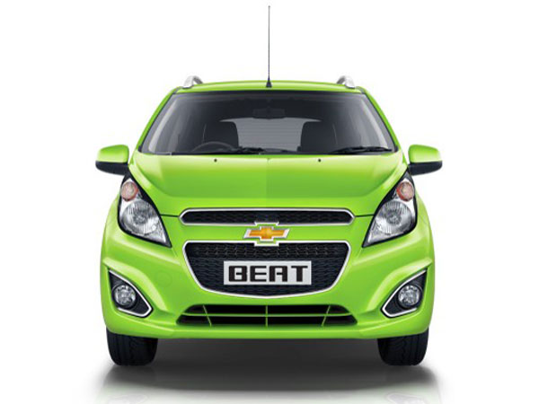 chevrolet india benefits on beat