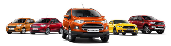 ford india sales