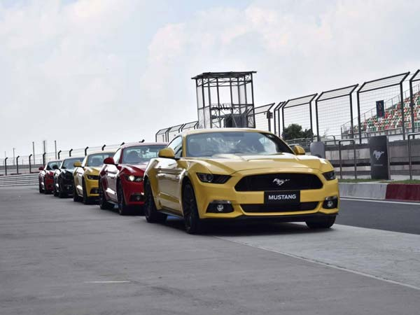 Ford Mustang GT Becomes The Best Selling Sports Car In India