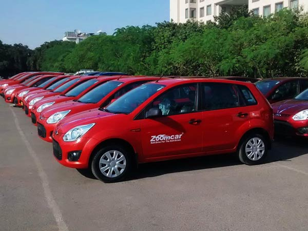 ford smart mobility zoomcar