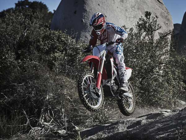 honda crf450r showcase