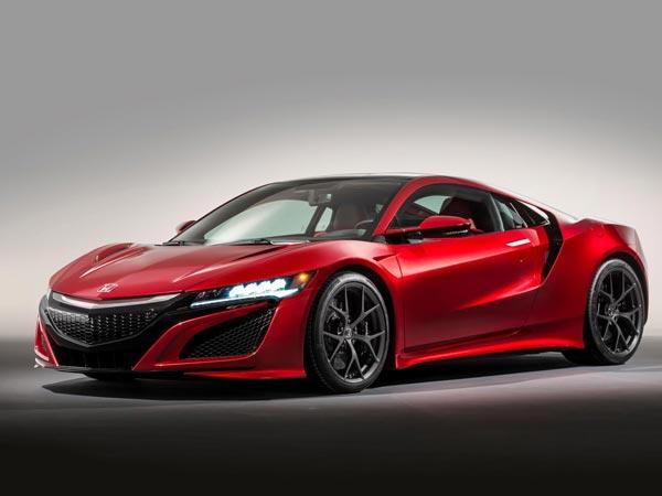 Honda Nsx Right Hand Drive Supercar Production Begins Drivespark News