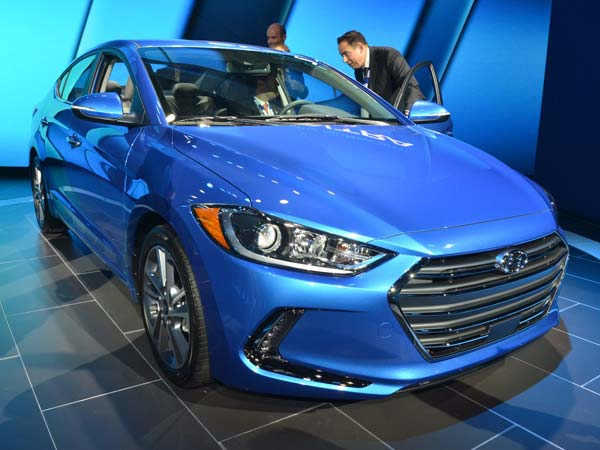 2016 Hyundai Elantra Launch On August 23, 2016 In India