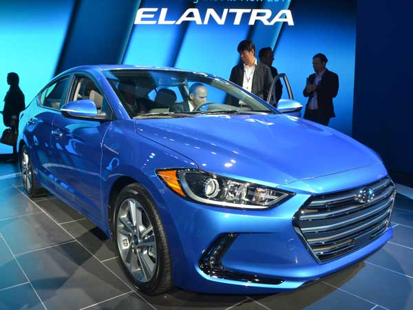 2017 hyundai elantra specifications