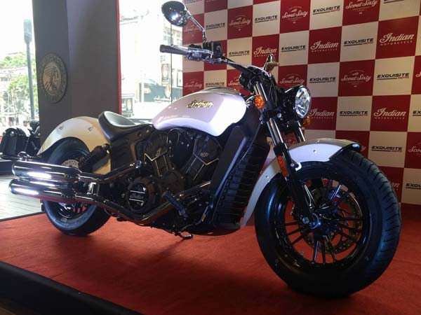 indian scout sixty bangalore launch