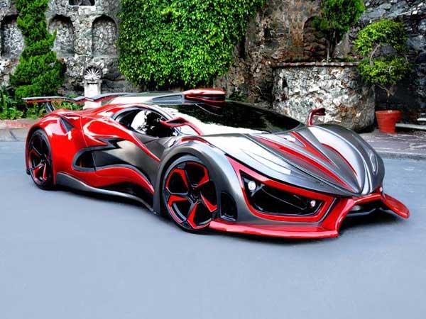 Inferno Car Mexico Price