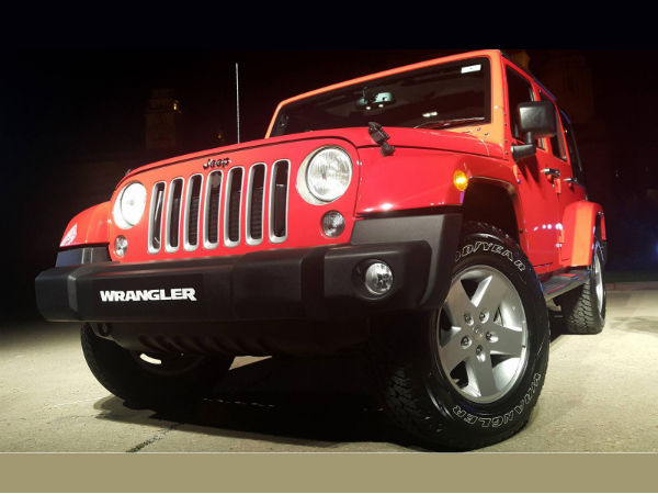 jeep wrangler unlimited india launch