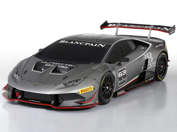 Lamborghini To Enter 2018 Wec With Huracan Project Drivespark News