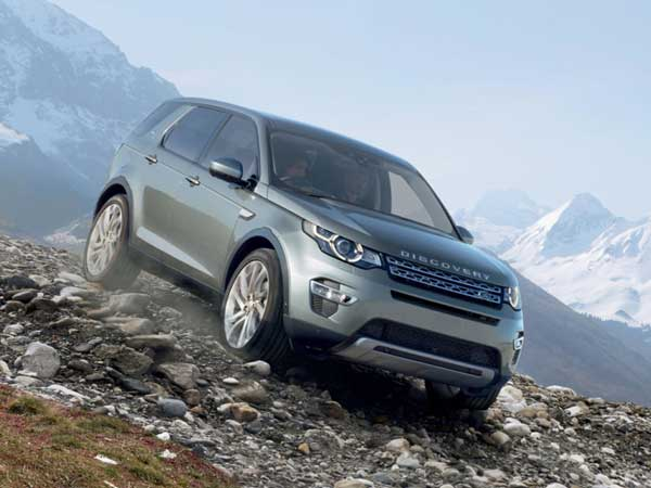 Land Rover's Sales Slowing — Brexit To Blame?