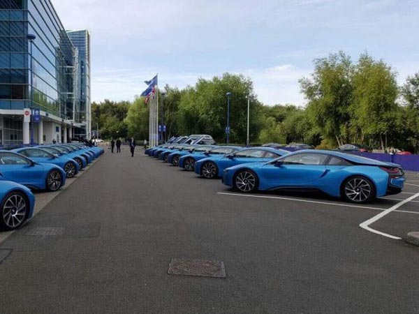 leicester city bmw i8