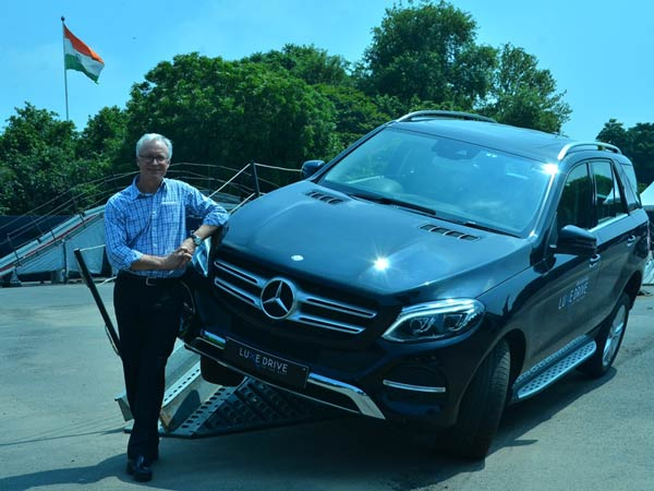 Gurgaon's Weekend With The 7th Mercedes-Benz Luxe Drive