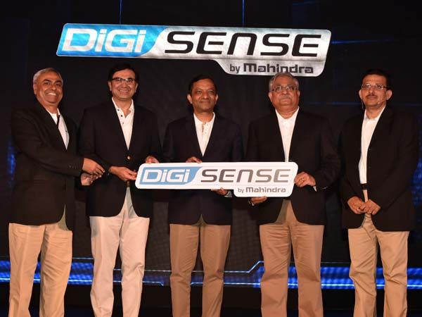 mahindra launches diginsense connected vehicle platform