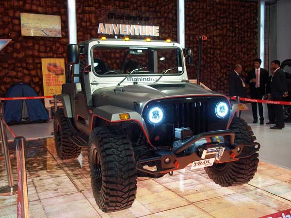 Mahindra Thar Daybreak Edition Now Available For Customers