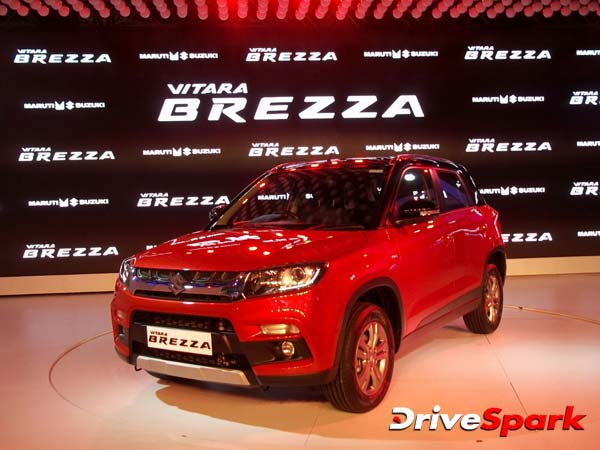 Maruti Suzuki Vitara Brezza Petrol Model To Launch In 2017