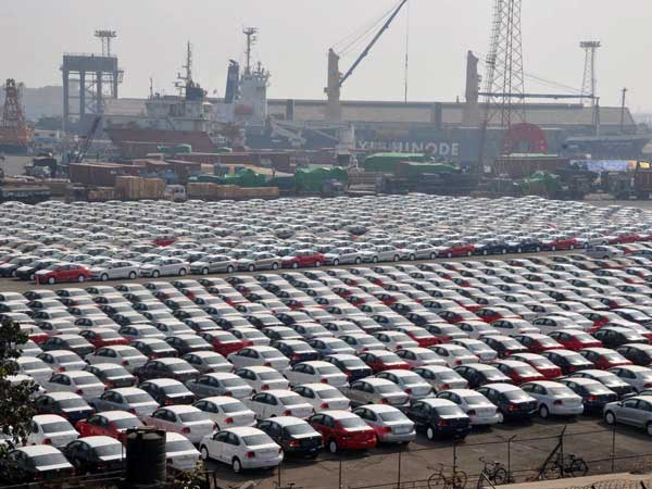 mumbai port shipping cars