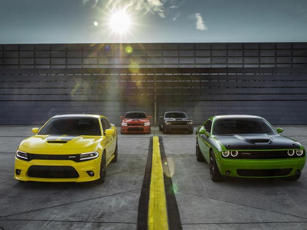 new dodge charger models