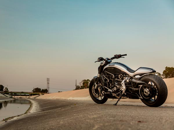 ducati x diavel built by roland sands