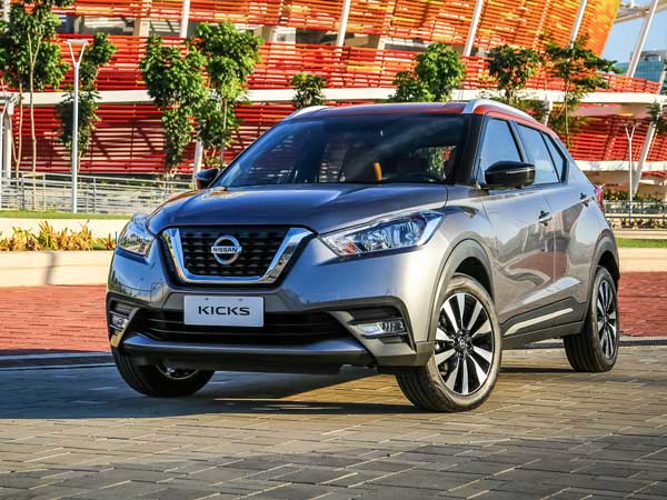 Nissan Kicks Is The Official Car For The Rio Olympics 2016