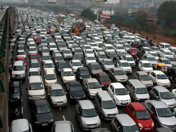 Majority Of Indian Don't Own A Vehicle; Buses Are 1% Of The Total Vehicles