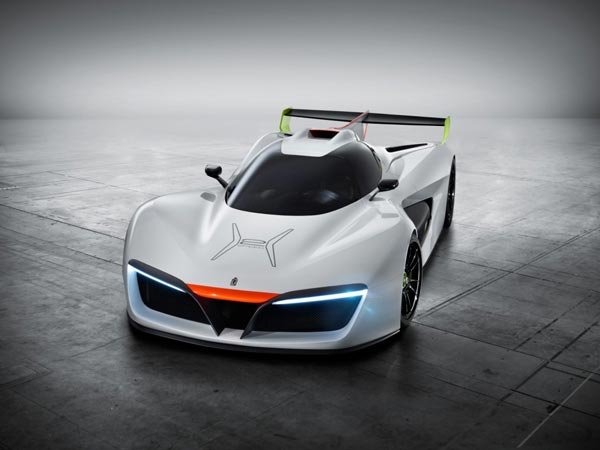 Bonkers Pininfarina H2 Speed To Become The Ultimate Track Toy For The 'Gentleman Racer'