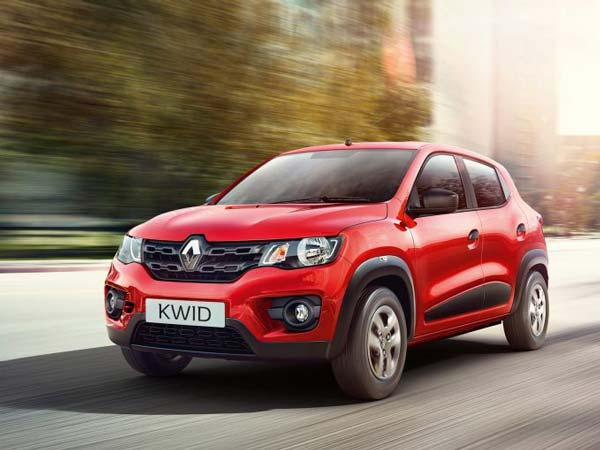 Renault To Increase Exports Of Kwid; Focus On African Market
