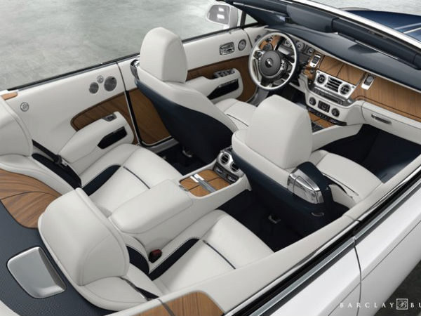 rolls royce nautical dawn