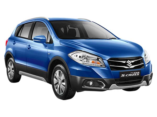 India Bound Maruti Suzuki S-Cross 1.5-litre And Automatic Debuts In Indonesia