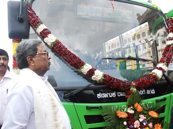Tata Motors Delivers 241 New Buses To KSRTC